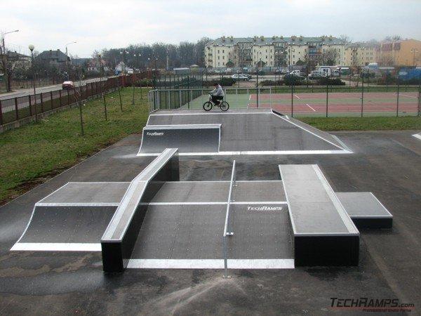 Skatepark w Żyrardowie