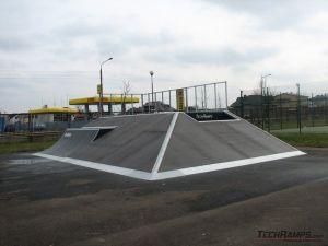 Skatepark w Żyrardowie - 6