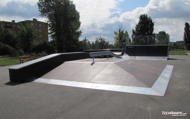Skatepark Wagrowiec