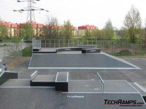 Skatepark Warszawa-Białołęka - 10