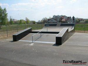 Skatepark Warszawa-Białołęka - 2