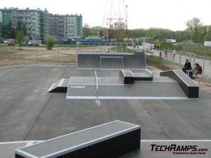 Skatepark Warszawa-Białołęka - 4