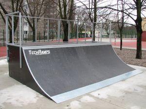 Skatepark Warszawa-Bielany - 1