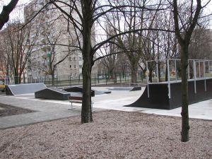 Skatepark Warszawa-Bielany - 10