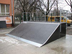 Skatepark Warszawa-Bielany - 2