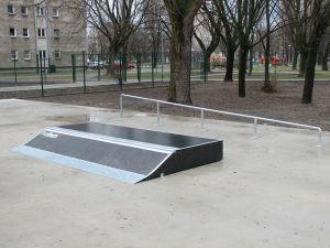 Skatepark Warszawa-Bielany - 5