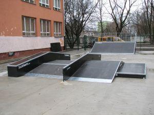 Skatepark Warszawa-Bielany - 6