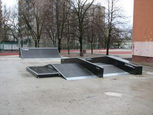 Skatepark Warszawa-Bielany - 7