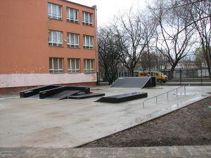Skatepark Warszawa-Bielany - 9