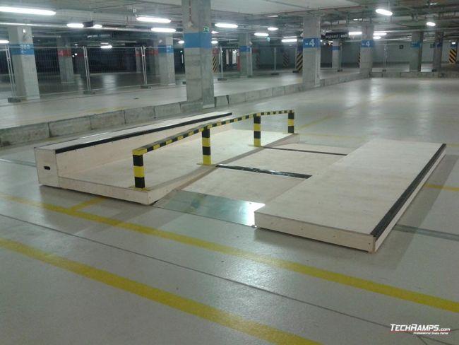 Skatepark Warszawa SN