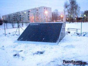 Skatepark Warszawa-Targówek - 2