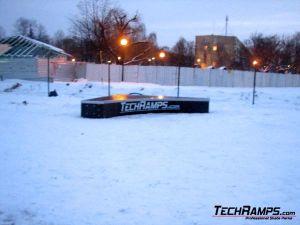 Skatepark Warszawa-Targówek - 4