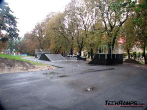 Skatepark we Lwowie - Ukraina - 10