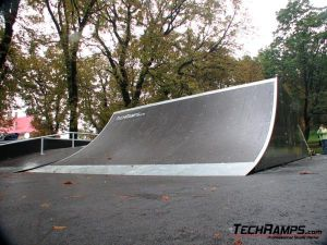 Skatepark we Lwowie - Ukraina - 3