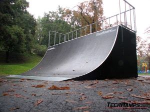 Skatepark we Lwowie - Ukraina - 6
