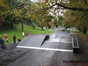 Skatepark we Lwowie - Ukraina - 7