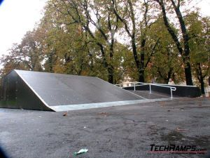 Skatepark we Lwowie - Ukraina - 8