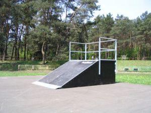 Skatepark we Włocławku 3