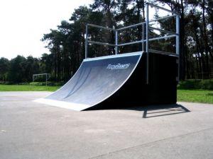 Skatepark we Włocławku 4