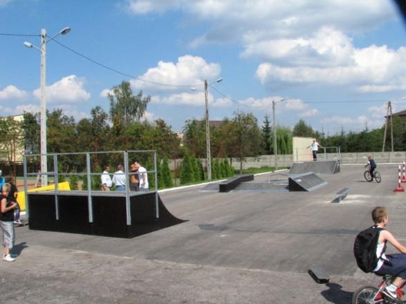 Skatepark we Włoszczowej