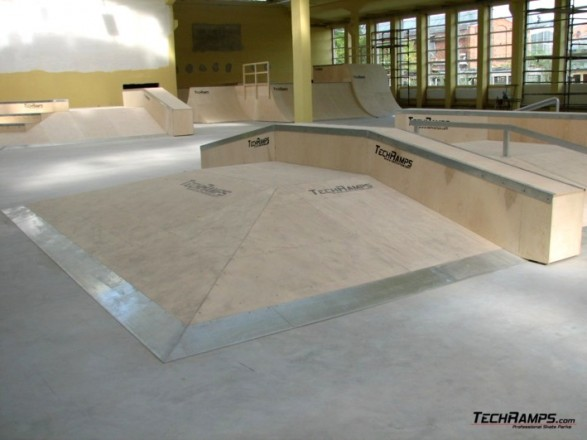 Skatepark we Wrocławiu
