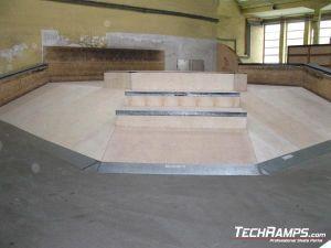 Skatepark we Wrocławiu odnowiony - 1