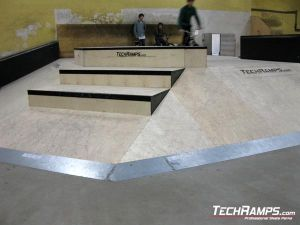 Skatepark we Wrocławiu odnowiony - 2