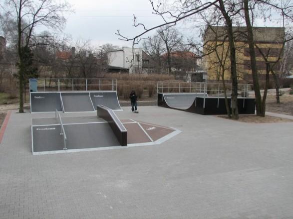 Skatepark we Wrześni