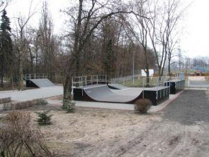 Skatepark we Wrześni 11