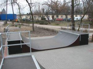 Skatepark we Wrześni 12