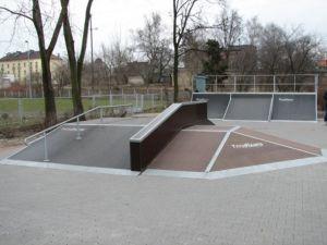 Skatepark we Wrześni 14