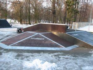 Skatepark we Wrześni 2
