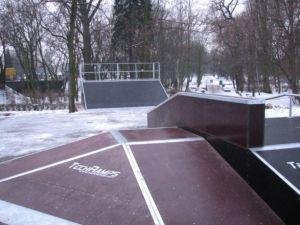 Skatepark we Wrześni 3