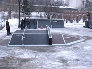 Skatepark we Wrześni 6