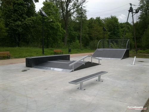 Skatepark Wiazowna