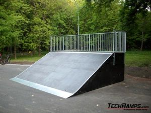 Skatepark Winnice - 1