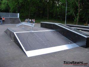 Skatepark Winnice - 3