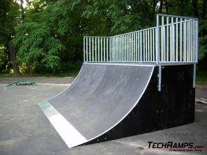 Skatepark Winnice - 5