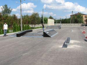 Skatepark Włoszczowa - 10