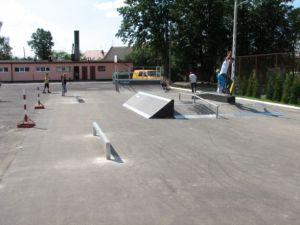 Skatepark Włoszczowa - 2