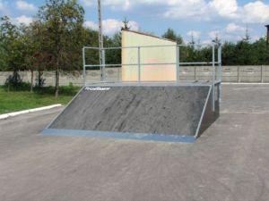 Skatepark Włoszczowa - 4