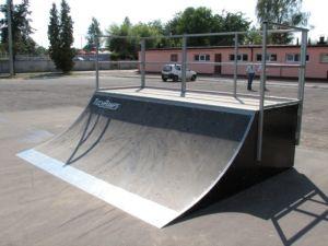 Skatepark Włoszczowa - 5