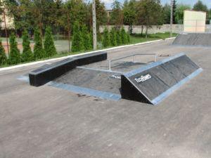 Skatepark Włoszczowa - 7