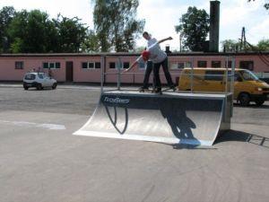 Skatepark Włoszczowa - 9