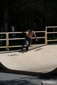 Skatepark Woodcamp 2010, Przysucha - 5