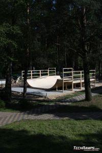 Skatepark Woodcamp 2010, Przysucha - 6