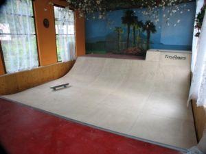 Skatepark Woodcamp - 5