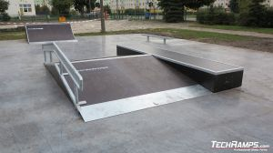 Skatepark wykonanie Grudziądz