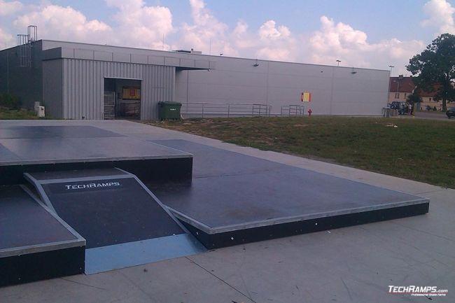 Skatepark Zarow
