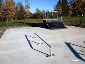 Skatepark Żelechlinek